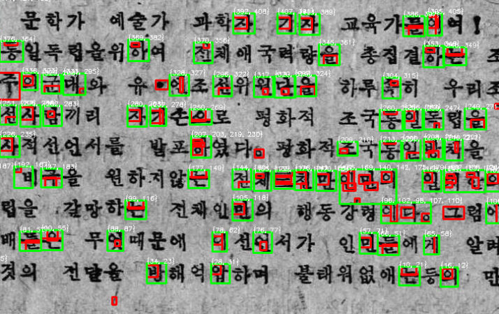 Building an OCR Tool For North Korean Archival Data (Part 2